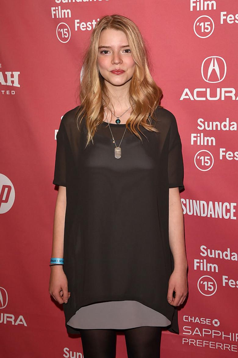 """The Witch"" Premiere - Arrivals - 2015 Sundance Film Festival"