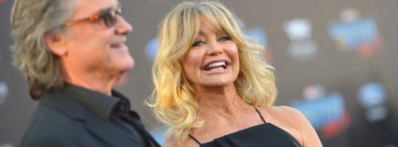 Kurt Russell și Goldie Hawn