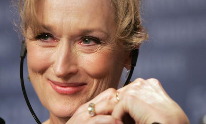 Meryl Streep. Foto: Getty Images