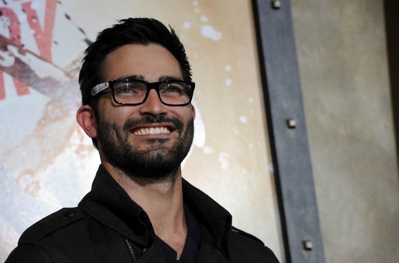 Tyler Hoechlin. Foto: Getty Images