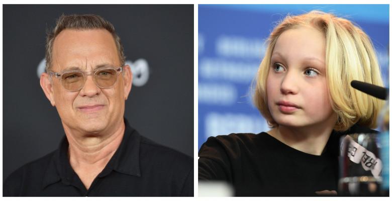 Tom Hanks, Helena Zengel