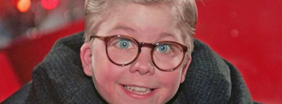 A CHRISTMAS STORY 1983 MGM/UA Entertainment film with Peter Billingsley
