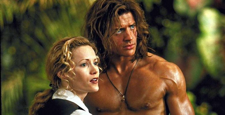 George of the Jungle is a 1997 American comedy film directed by Sam Weisman and based on the Jay Ward cartoon of the same name, which is also a spoof of Tarzan. The film was produced by Walt Disney Pictures with Mandeville Films and The Kerner Entertainme