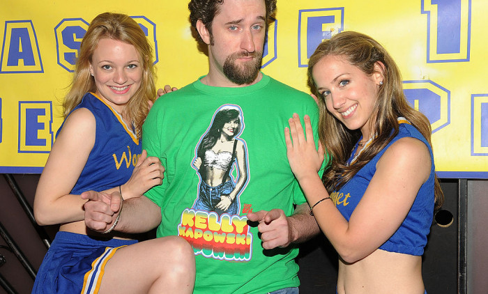 """Dustin Diamond Joins The Cast Of """"The Awesome 80's Prom"""""""