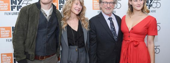 "55th New York Film Festival - ""Spielberg"" - Arrivals"