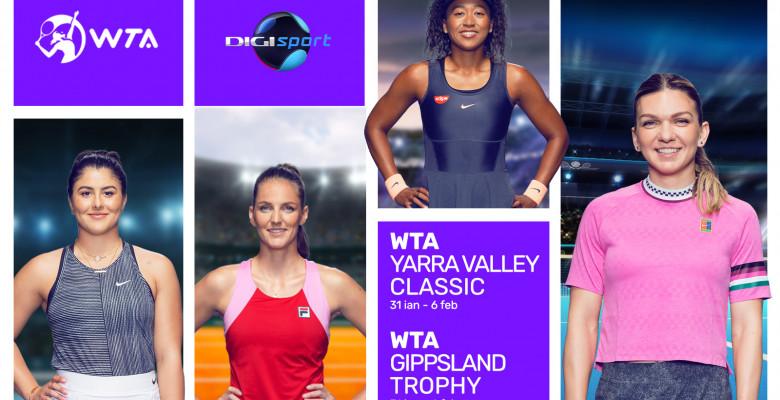 WTA Melbourne