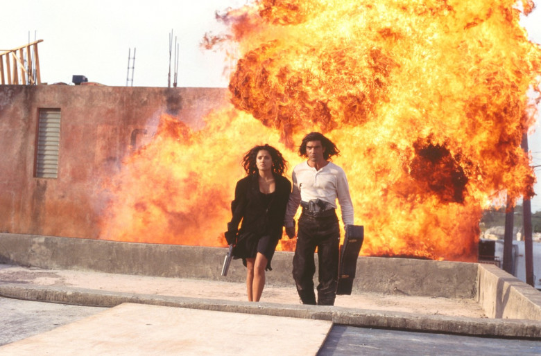 1995 - Desperado - Movie Set