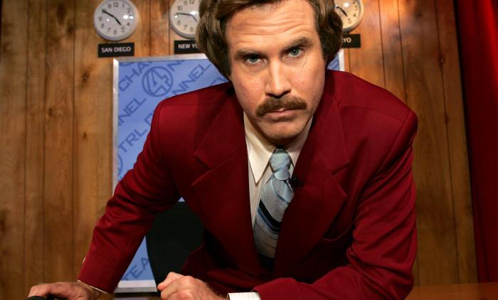MTV TRL With Will Ferrell