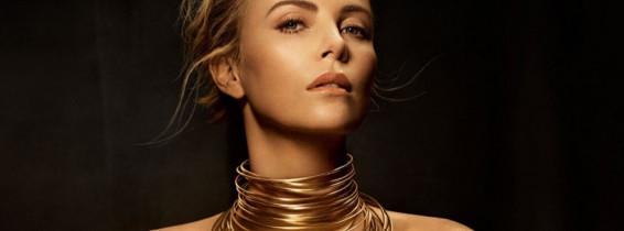 Charlize Theron est le visage de la campagne de l'eau de parfum Infinissime de la fragrance