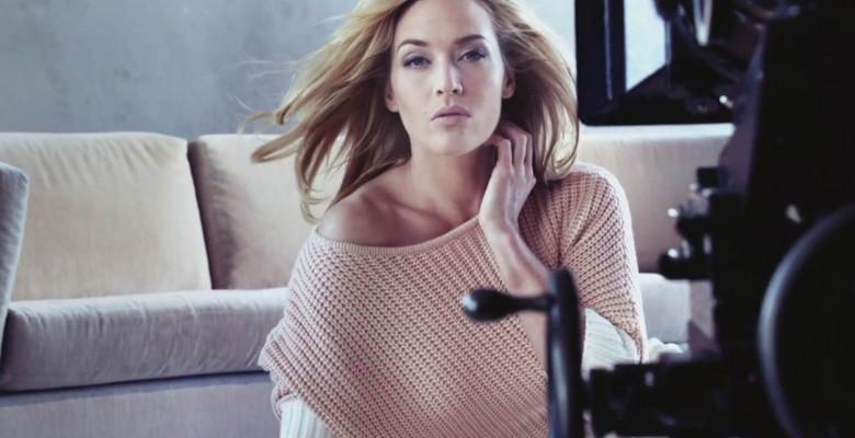 Kate Winslet for St John clothing