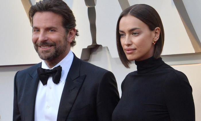 Bradley Cooper si Irina Shayk