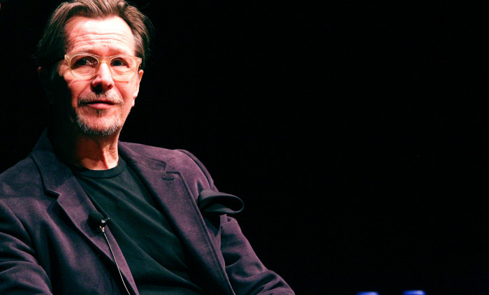 The 23rd Annual Palm Springs International Film Festival - Talking Pictures: Q&A With Gary Oldman