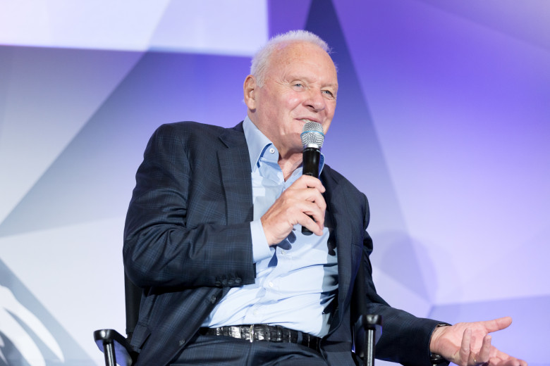 LEAP Foundation: Sir Anthony Hopkins