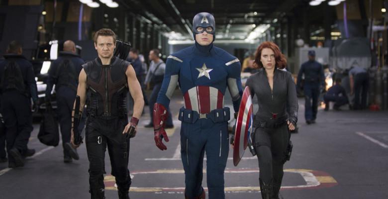 The Avengers - 2012