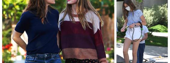 Jennifer Garner, Violet Affleck