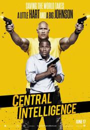 Central Intelligence Year : 2016 USA Director : Rawson Marshall Thurber Dwayne Johnson, Kevin Hart Movie poster (USA)