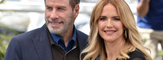 John Travolta și Kelly Preston