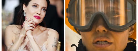 Angelina Jolie despre noul rol