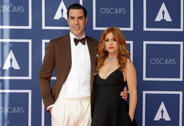 93rd Annual Academy Awards, Arrivals, Sydney, Australia - 25 Apr 2021