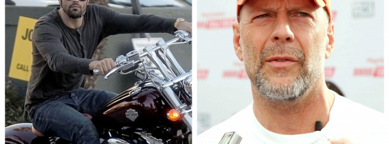 Bruce Willis, Jesse Metcalfe