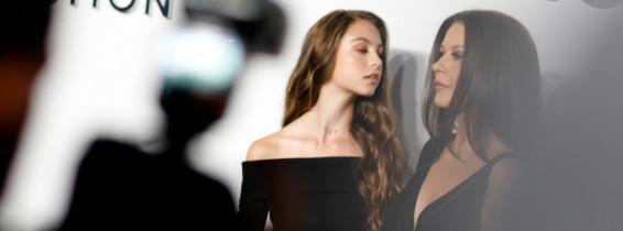 Carys Zeta-Douglas, Catherine Zeta-Jones