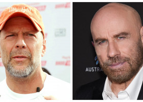 Bruce Willis, John Travolta