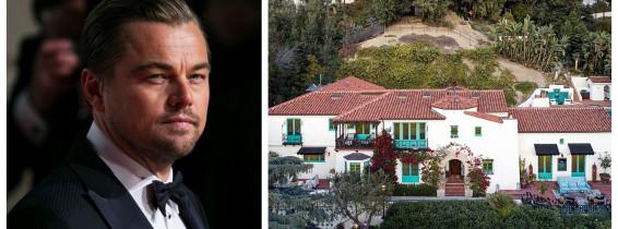 Leonardo DiCaprio, casa de $7.1 din Los Feliz. Surse foto: Getty Images, Profimedia