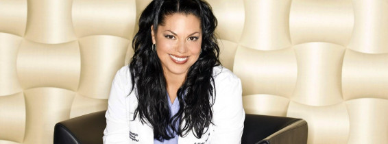USA. Sara Ramirez  in the ©ABC TV series : Grey's Anatomy -season 6 ( 2005C2020 ).A drama centered on the personal and professional lives of five surgical interns and their supervisors. Ref: LMK106-J6683-241013Supplied by LMKMEDIA. Editorial Only.Land