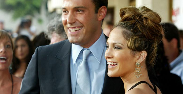 Jennifer Lopez si Ben Affleck