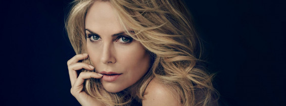 Charlize Theron for Capitol Grand