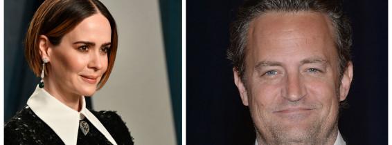 Sarah Paulson a fost respinsă de Matthew Perry