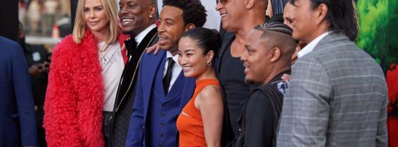 'Fast & Furious 9' film premiere, Arrivals, Los Angeles, California, USA - 18 Jun 2021