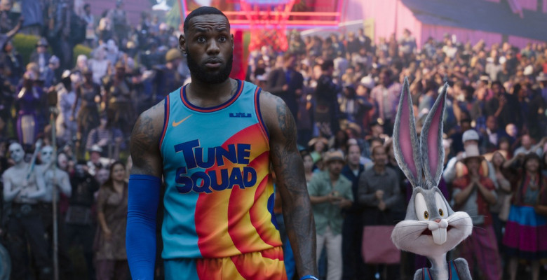 """""""Space Jam: A New Legacy"""" (2021)"""