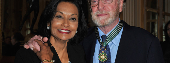 Actor Michael Caine Awarded