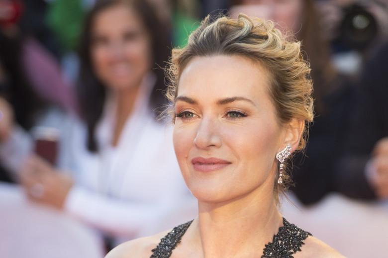 Kate Winslet pe covorul roșu