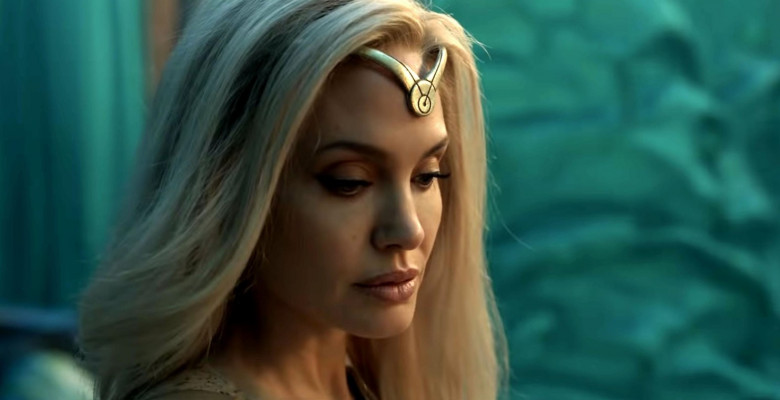 Marvel's Eternals trailer Introduces Angelina Jolie, Salma Hayek and Richard Madden as a  new superhero squad for a post-Iron Man world