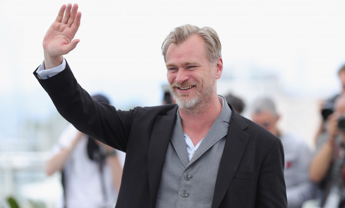 Rendezvous With Christopher Nolan Photocall - The 71st Annual Cannes Film Festival