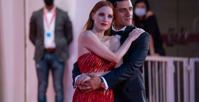 'Scenes From a Marriage' premiere, 78th Venice International Film Festival, Italy - 04 Sep 2021