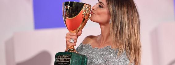 Closing Ceremony, 78th Venice International Film Festival, Italy - 11 Sep 2021