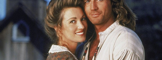 Jane Seymour și Joe Lando