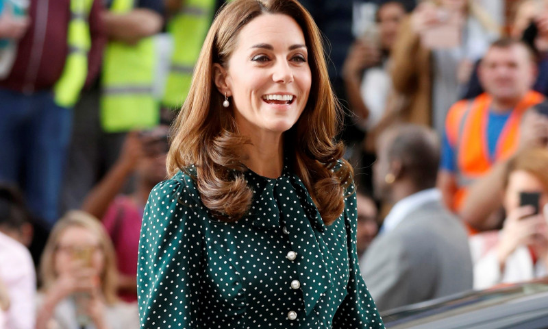 Kate Middleton tinute