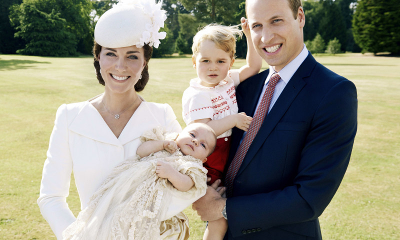 kate middleton printul william fotografii familie