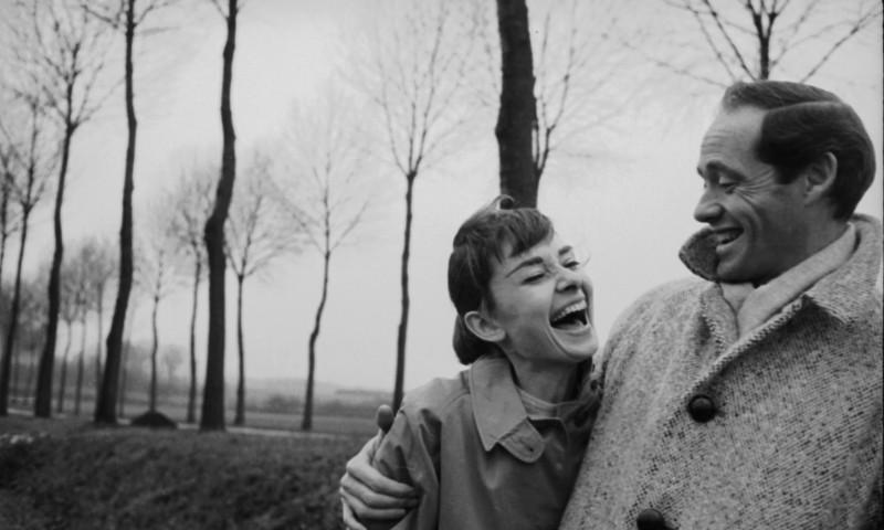 Hepburn si Ferrer