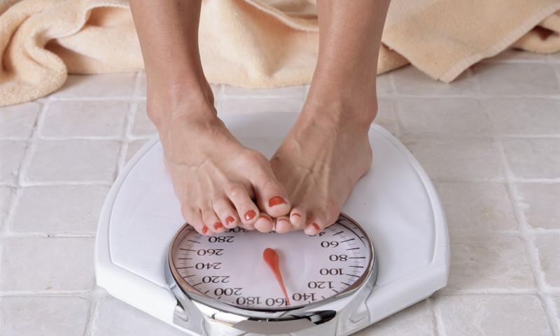 menstruatie kilograme