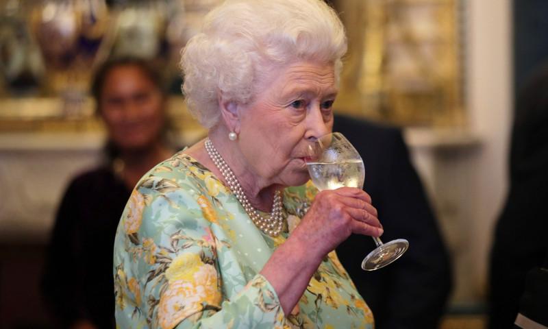 regina elisabeta dieta
