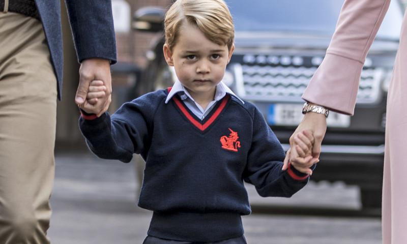 Printul George a implinit 6 ani! Ce poze a surprins mama lui, Ducesa Kate, inainte de aniversare