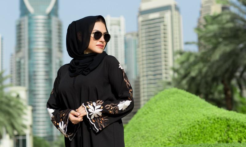 femeie din arabia saudita
