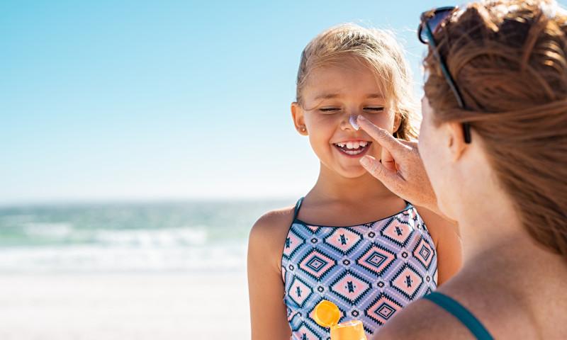 protectie solara copii