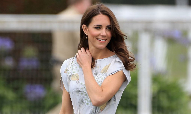 kate middleton in parc