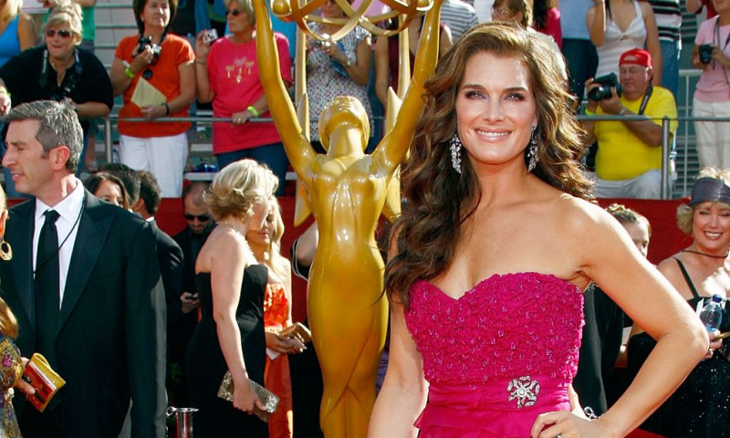 brooke shields emmy